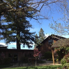 Photo taken at Sequoia Grove Vineyards by Lu S. on 4/15/2012