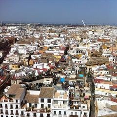 Photo taken at Sevilla by sinan a. on 3/26/2012