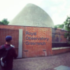 Photo taken at Royal Observatory by Abdul Fattah A. on 8/25/2012
