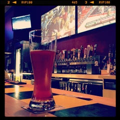 Photo taken at Buffalo Wild Wings by Rob Y. on 4/3/2012
