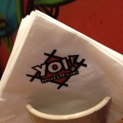 Photo taken at Yoi! Rolls & Temaki by Nadia M. on 5/19/2012