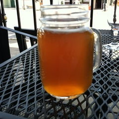 Photo taken at Blue House Cafe & Brewery by Martin C. on 5/18/2012