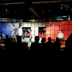 Photo taken at ComedySportz Theatre by Pretty N. on 9/2/2012