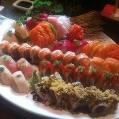 Photo taken at Kobe Japanese Restaurant by Ed G. on 8/3/2012