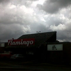 Photo taken at Flamingo Lounge by Carla J. on 4/29/2012