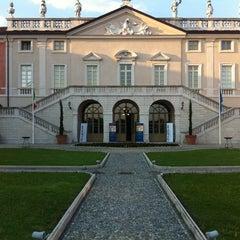 Photo taken at Villa Fenaroli Palace Hotel by Orsini G. on 5/7/2012