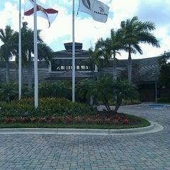 Photo taken at City of Parkland City Hall by Jarrod A. on 3/21/2012