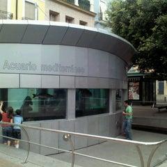 Photo taken at Plaza Nueva by Mora O. on 5/20/2012