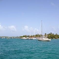 Photo taken at St. Thomas - St. John Ferry by Stephanie W. on 6/1/2012