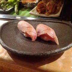 Photo taken at Sushi Ran by Rock on 2/27/2012
