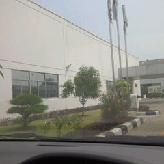 Photo taken at PT Saitama Stamping Indonesia by Susy L. 廖. on 4/26/2012