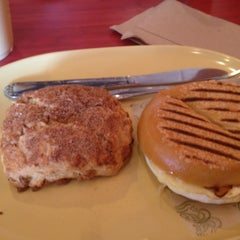 Photo taken at Panera Bread by Elle S. on 7/4/2012