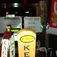 Photo taken at Roebling Inn by Andrew R. on 4/20/2012