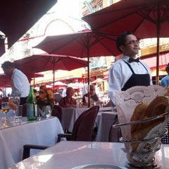 Photo taken at S.P.Q.R. Ristorante by Anton N. on 9/9/2012