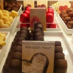 Photo taken at Godiva Chocolatier by Romi M. on 6/9/2012