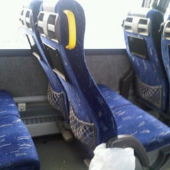 Photo taken at Swebus Stockholm - Arlanda by Othmar F. on 3/20/2012