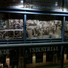 Photo taken at Clyde Iron Works by Toni P. on 3/17/2012