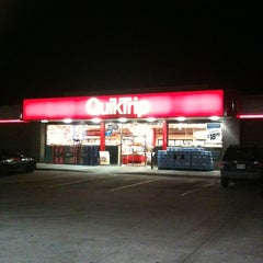 Photo taken at QuikTrip by Ashley P. on 6/28/2012