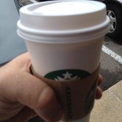 Photo taken at Starbucks by Jim F. on 4/26/2012