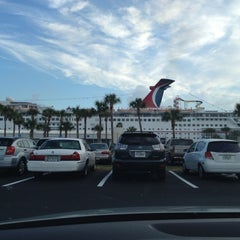 Photo taken at Carnival Ecstasy by Nicole S. on 4/28/2012