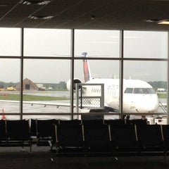 Photo taken at South Bend International Airport (SBN) by Tyi D. on 7/27/2012