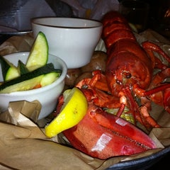Photo taken at The Original Crab Shack by B Z. on 8/11/2011
