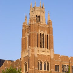 Photo taken at Marquette Hall by Mykl N. on 9/5/2011