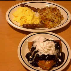 Photo taken at IHOP by D'Sar D. on 1/18/2012