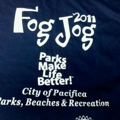Photo taken at Pacific Coast Fog Fest by Robbie D. on 9/25/2011