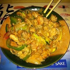 Photo taken at Asian Wok 'n' Roll by Josh L. on 4/1/2011