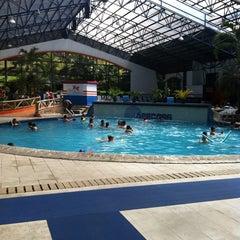 Photo taken at Club Los Jaules by Dersu D. on 7/14/2012