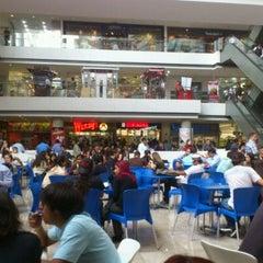 Photo taken at Feria de comida by Brian M. on 3/27/2012