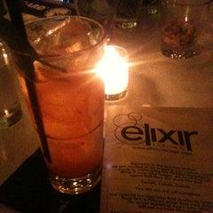 Photo taken at Elixir Lounge by Adisak P. on 8/13/2011
