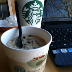Photo taken at Starbucks by Dan on 3/11/2012