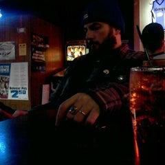 Photo taken at Round Corner Tavern by Jen on 12/4/2011