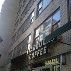 Photo taken at Starbucks by Sandi S. on 1/2/2012