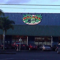 Photo taken at Malama Market by Gerry A. on 1/22/2012