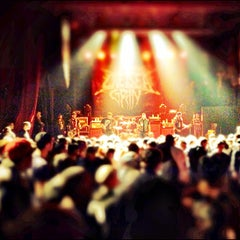 Photo taken at Gramercy Theatre by Sean L. on 3/31/2012
