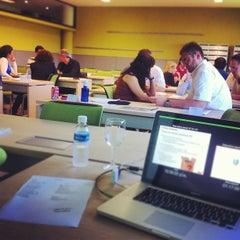 Photo taken at Club de Marketing de Navarra by Sonesu on 5/30/2012