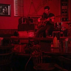 Photo taken at Acadia Cafe by Deano C. on 3/18/2012