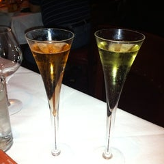 Photo taken at Fleming's Prime Steakhouse & Wine Bar by Tanya M. on 3/6/2012