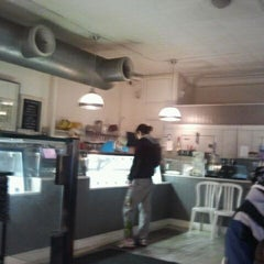 Photo taken at Sundaes and Cones by Michael G. on 4/1/2012