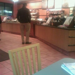 Photo taken at Panera Bread by Twila R. on 1/26/2012