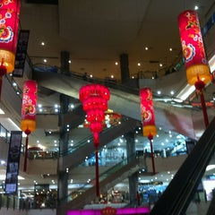 Photo taken at Great Eastern Mall by Akanqi L. on 1/6/2012