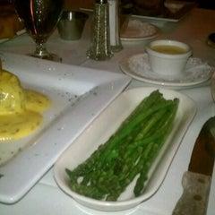 Photo taken at Stock-Yard Restaurant by Ashanti on 3/5/2012