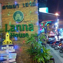 Photo taken at Lanna House by Manoch S. on 1/2/2012