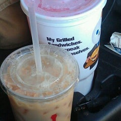 Photo taken at Jack in the Box by M E. on 9/10/2011