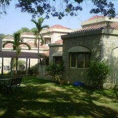 Photo taken at Ras Resorts by Anmol P. on 12/31/2011