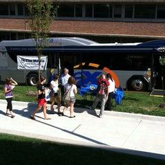Photo taken at University of Missouri-Kansas City (UMKC) by Bridget M. on 8/23/2011
