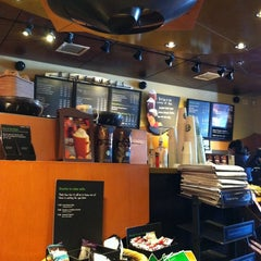 Photo taken at Starbucks by David L. on 9/11/2011